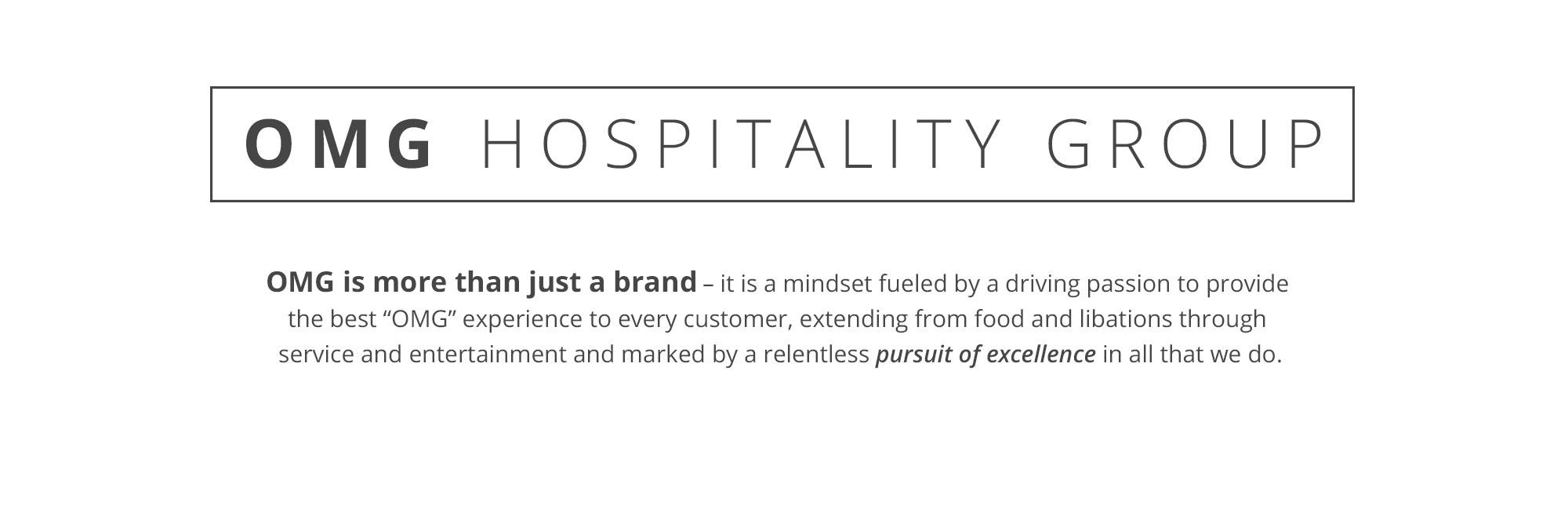 Home - OMG Hospitality Group